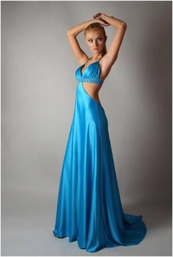 платье из плотного трикотажа выкройка